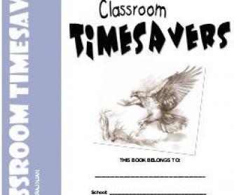 Classroom Timesavers For Teachers