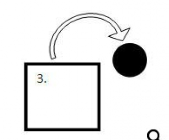 Elementary Prepositions of Location Ball & Box Worksheet