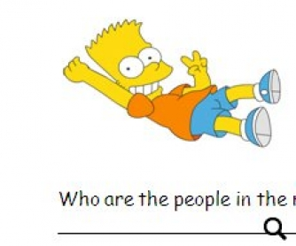 Video Activity - The Simpsons