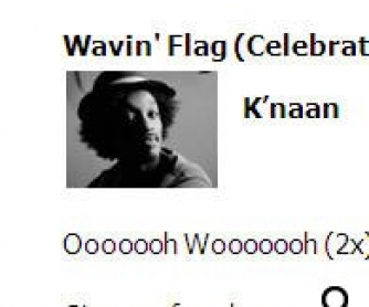 Song Worksheet: Waving Flag by K'naan (WITH VIDEO) one more alternative
