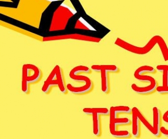 Past Simple Tense PowerPoint Presentation (for Turkish Learners)
