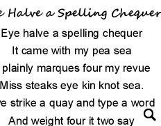 spelling checker homophones worksheet. Black Bedroom Furniture Sets. Home Design Ideas