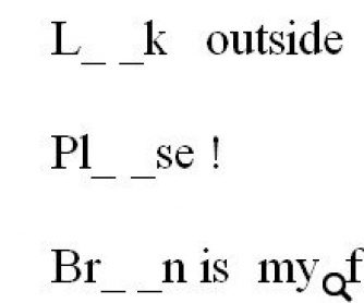 Pronuciation Rules: Phonemic Groups