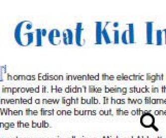 Great Kid Inventors