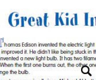 Great Kid Inventors
