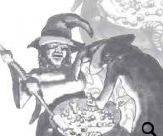 Writing A Halloween Poem: Round About The Caldron Go