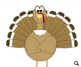 Best Thanksgiving Song Worksheet: Except For The Turkey (WITH VIDEO)
