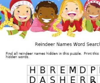 2 Great Christmas Wordsearches