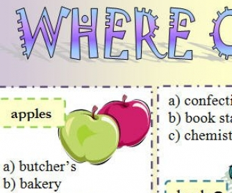 Where Can You Buy..?