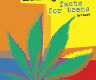 Marijuana Facts For Teens Brochure