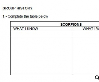 Song Worksheet: Wind of Change by Scorpions (WITH VIDEO)