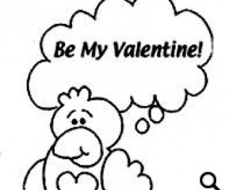 Valentine's Day Activities: 7 Cool Coloring Pages
