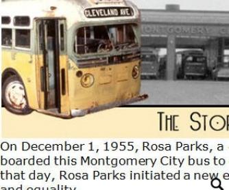 Montgomery Bus Boycott - How It All Began