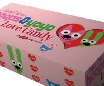 Valentine's Day Crafts: Valentine's Candy Box