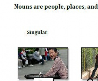 Making Nouns Plural: 21-Page Booklet