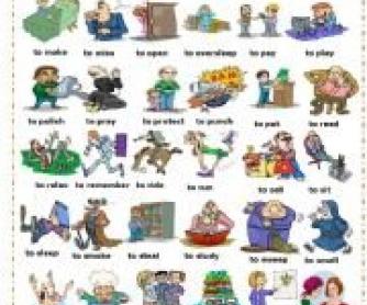 40 Verbs - Part II