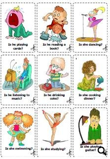 set of 18 cards to encourage conversation. Students will learn or ...