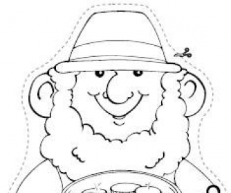 Leprechaun: Elementary Writing Lesson Plan