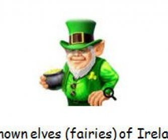 UPDATED: St Patrick's Day Leprechauns