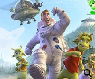 Movie Worksheet: Planet 51