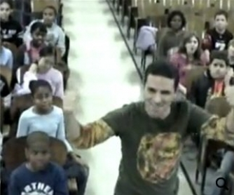 Classroom Video Of The Week #1: Everybody's Changing by PS22 Chorus