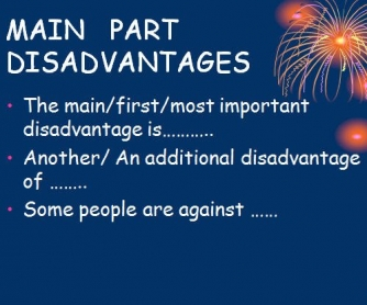 Argumentative Essay (for and against) [POWERPOINT]