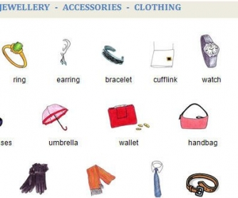 Clothing - Jewellery - Accessories