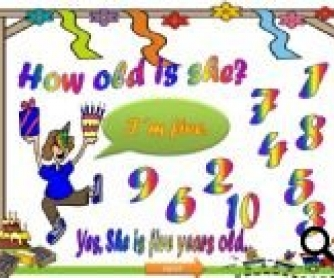 How Old Are They? - PowerPoint Presentation