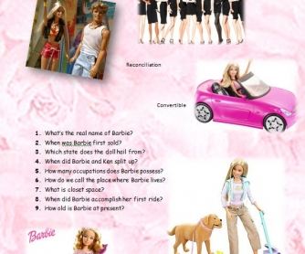 Barbie Biography [WITH VIDEO]