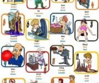 80 Irregular Verbs