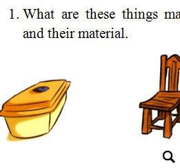 Materials Worksheet