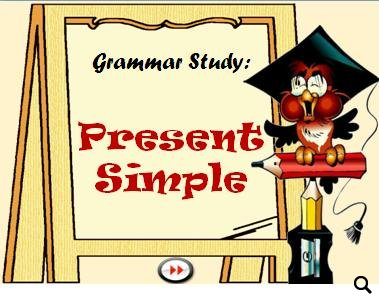 Present Simple Tense PowerPoint Presentation