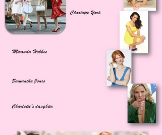 Song Worksheet: Sex and the City: Carrie's Closet [WITH VIDEO]