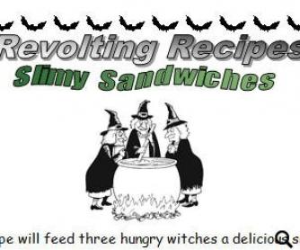 Slimy Sandwiches