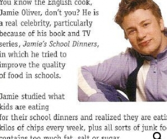 Jamie Oliver' s Campaign