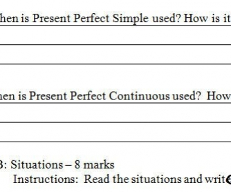 Simple Present Perfect or Present Perfect Continuous
