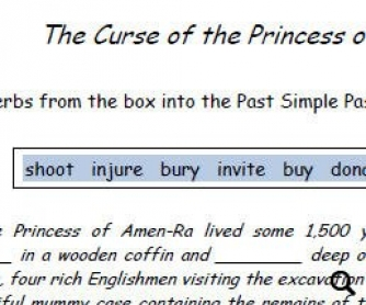The Curse of the Princess of Amen-Ra