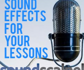 201 Professional Sound Effects For Your Lessons