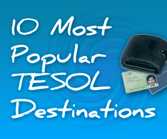 10 Most Popular TESOL Destinations