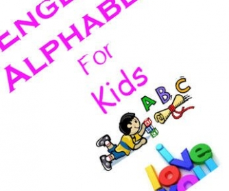 Kids Alphabet Mini-Book