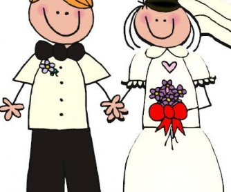 Family Worksheet: Bride and Groom's Wedding Activity Book