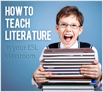 Today a Reader, Tomorrow a Leader: Strategies for Teaching Literature in the ESL Classroom