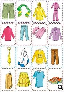 Men School Clothes