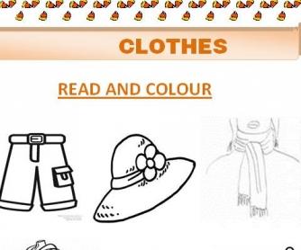 Clothes # 2