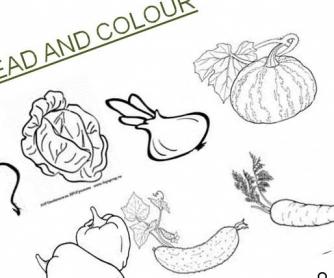Vegetables #4