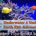U: Underwater and Under Earth Adventures [Teacher Tips from A to Z]