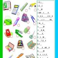 Back to School: Classroom Supplies