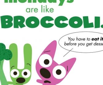 Hoops and Yoyo: Mondays Are Like Broccoli