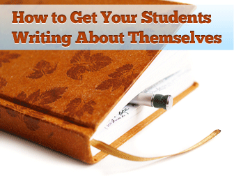Dear Diary: 5 Creative Ideas to Get Your Students Writing About Themselves