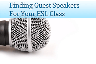 "You Already Know Them: 5 Guest Speakers Who Can Help Your Students"" Language Learning"